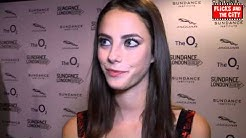 Kaya Scodelario Interview - Maze Runner, Skins & Truth About Emanuel