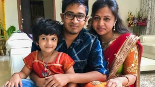 Minister Narayana son Nishith family and Personal pictures