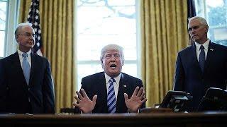 Trumpcare'de peşpeşe ikinci geri adım