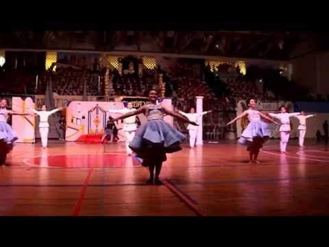 [SWU GAME 2015] cinderella by pharmacy cheerleaders