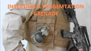 TRIGGER POUCH  - OPERATING INSTRUCTIONS