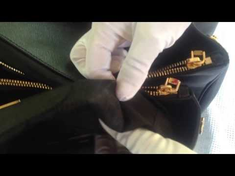 prada tessuto handbag - How to check the authenticity of Prada Handbag - YouTube