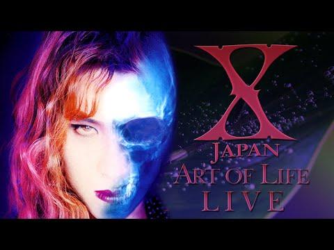 X Japan  Art of Life  Arte da Vida SubbedLegendado