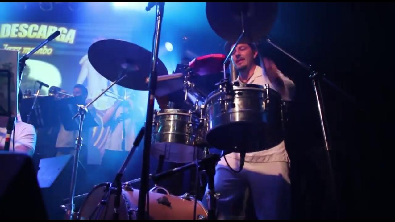 """LA DESCARGA """"Pa Bailar Mambo"""" En Vivo En Niceto Club"""