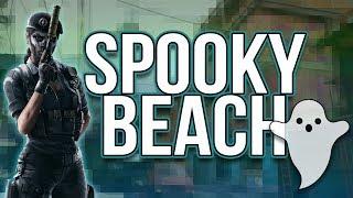 Cav is a Spooky Beach | Rainbow Six Siege