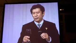 第6回全日本最優秀ソムリエコンクール決勝 佐藤選手ブラインド