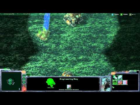 StarCraft 2 Engineering Bay Tactics