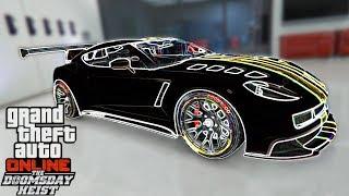 Video de GTA 5 | TUNEANDO EL OCELOT PARIAH!! GTA V DLC THE DOOMSDAY HEIST | XxStratusxX