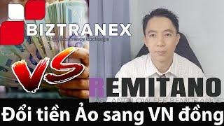 Vạch trần sàn tiền Ảo của Vietnam Biztranex tham vọng lật đổ Remitano | Bui Trung Hieu