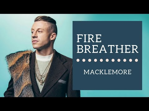 MACKLEMORE - Firebreather (ft. Reignwolf)  Guitar Improv by Thomas Geelens