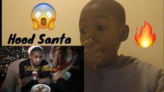 """Reacting To """"Hood Santa DDG"""""""