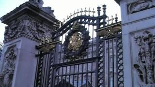 London - Green Park e Buckingham Palace