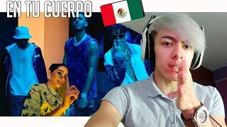 Lyanno x Rauw Alejandro x Lenny Tavarez x Maria Becerra - En Tu Cuerpo Remix Reacción Video Oficial