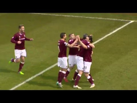 HIGHLIGHTS: Luton Town 3 Northampton Town 4, Sky Bet League 2 2015/16