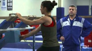 Aly Raisman - Emerging from the Shadow of an Olympian - Yahoo Sports