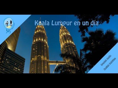 Qué ver en Kuala Lumpur en un día | What to see in Kuala Lumpur in one day