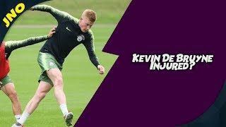 Fantasy Premier League - KEVIN DE BRUYNE INJURED - FPL 2018/19 Gameweek 2
