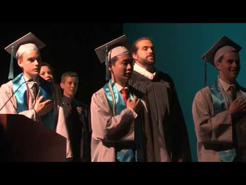 Plano Academy Graduation Ceremony 2017