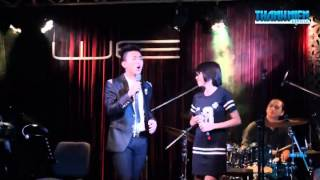 Hoài Lâm hát với Fan (phòng trà WE 20/6/2014)