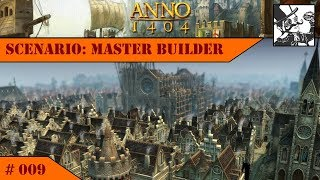 Anno 1404 - Venice: Master Builder #009 Continuing the Imperial Cathedral!