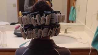 Nutcracker Curls!