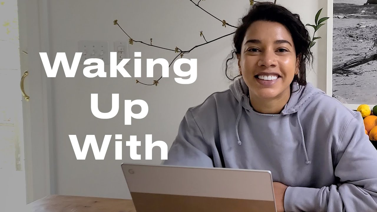 Hannah Bronfman Shares Her Secret to Staying Fit While Social Distancing | Waking Up With