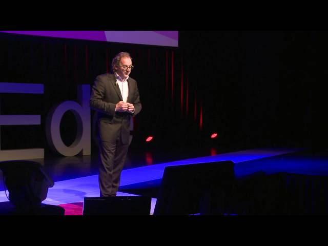 Balance between innovation & privacy | Brenno de Winter | TEDxEde