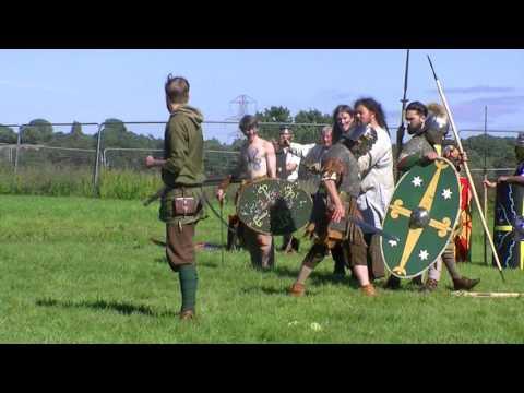 Roman Battle Techniques: Binchester Roman Fort