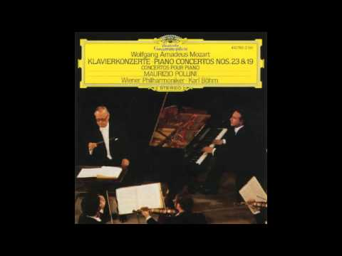 MOZART - Piano Concerto No.23 in A major, K.488 Accompaniment