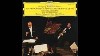Mozart : Piano Concerto No.23 (K 488) - II. Adagio