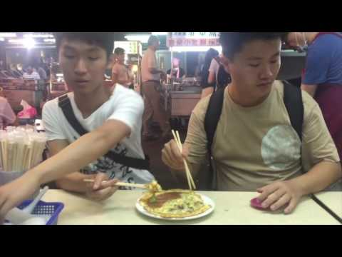 NTU summer programme  group discussion video about food culture.