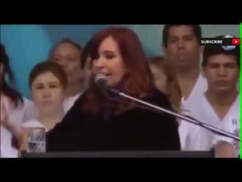 Cristina Kirchner frase choripán