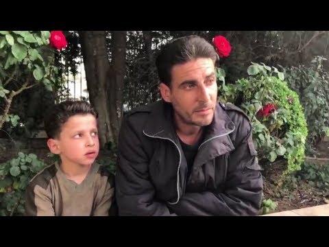 """Мальчик из видео про """"химатаку"""" в Думе рассказал про обстоятельства съемки"""