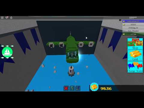 Simple Construction For Farm Gold Roblox Build A Boat