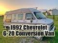 Chevy G20 Conversion to Camper Van