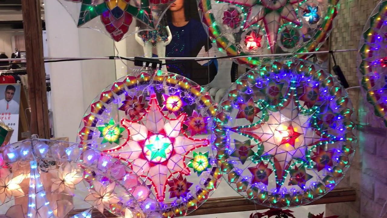 Christmas Lights In Pampanga.Pampanga Christmas Lanterns
