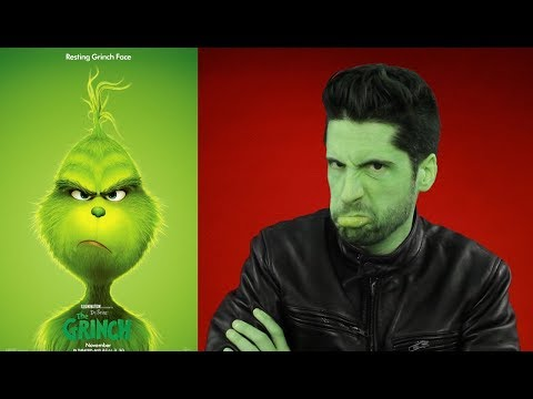 The Grinch (2018) – Movie Review
