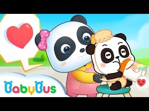 Bayi Panda Ajaib
