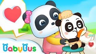 Bayi Panda Ajaib & Super | Lagu Anak-anak | kartun Anak-anak | Bahasa Indonesia | BabyBus