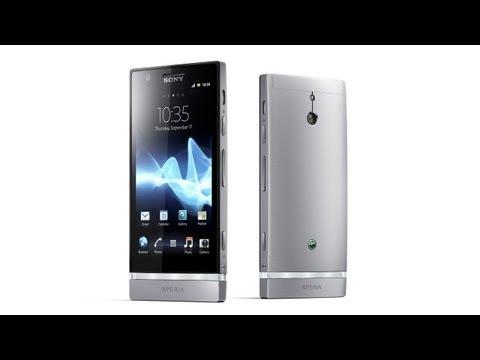 Sony Xperia P (první pohled)