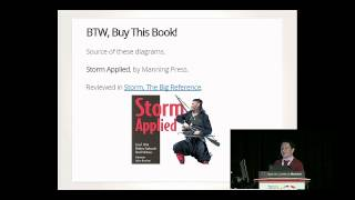 Andrew Montalenti - streamparse: real-time streams with Python and Apache Storm - PyCon 2015