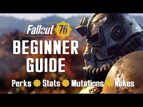 Fallout 76 Beginner Guide: Tips, Tricks, Mechanics Explained thumbnail