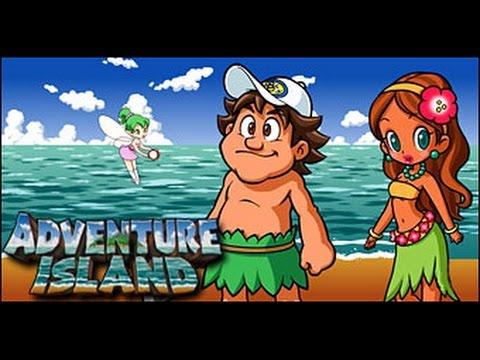 Adventure Island  - Game Series