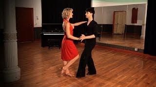 How to Do a Basic Mambo Side Step | Ballroom Dance