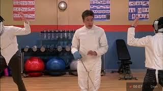 TBBT Уроки фехтования 🙈