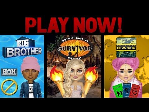 PLAY Big Brother, Survivor, & The Amazing Race ONLINE! 🎮