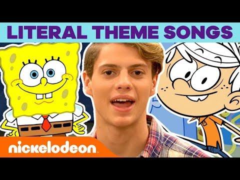 Literal Theme Songs