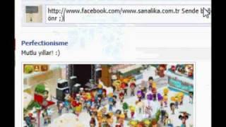 Sanalika Sayfası Tanıtım