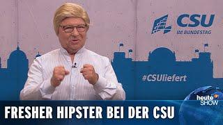 #CSYOU: Wo hat die alte, ranzige CSU den freshen Hipster ausgebuddelt?
