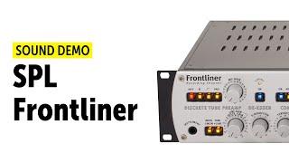 SPL Frontliner Sound Demo